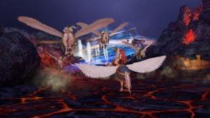 Fire Emblem Warriors - Cavalier pégase