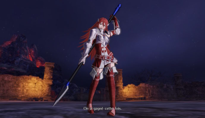 Fire Emblem Warriors - Cordélia