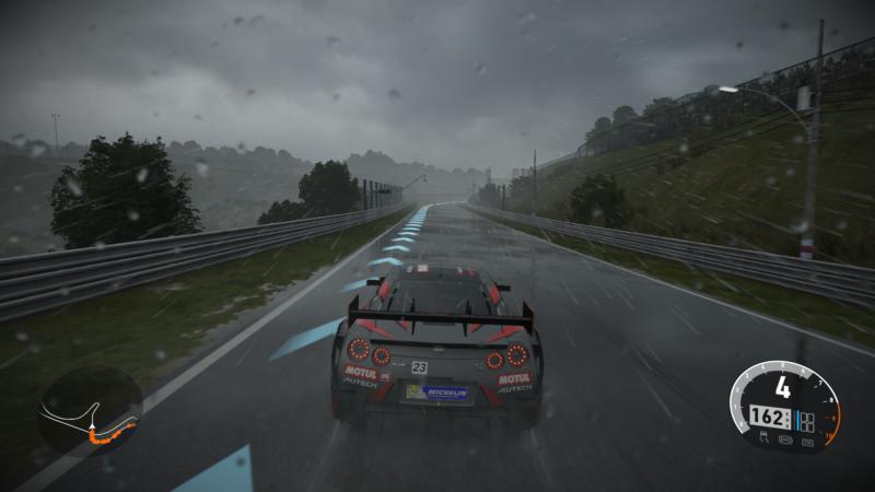 Forza Motorsport 7 - pluie