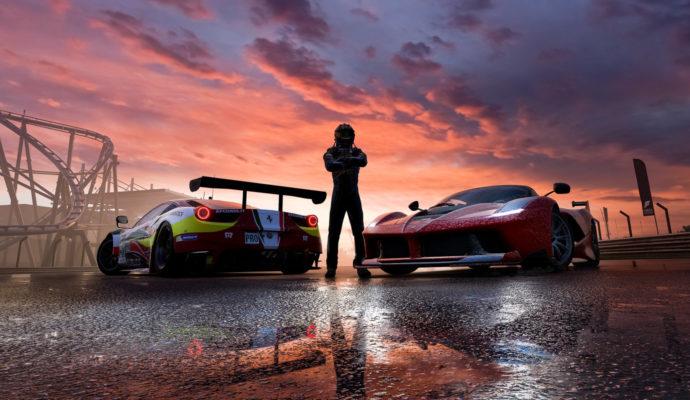 Forza Motorsport 7 - Ferrari