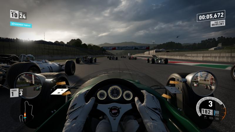 Forza Motorsport 7 - course automobile
