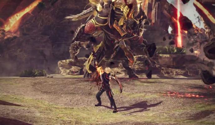God Eater 3 combat