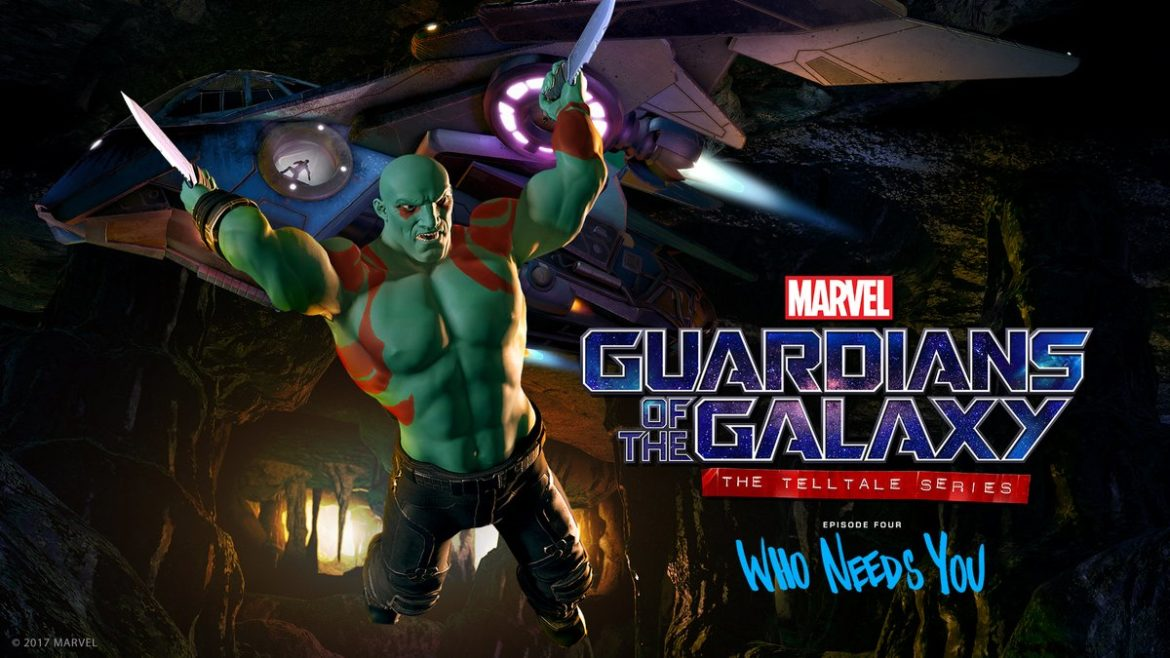 Marvel's Guardians of the Galaxy: The Telltale Series visuel