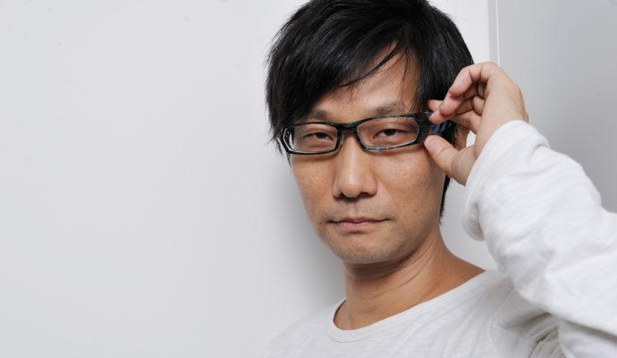 Konami Hideo Kojima