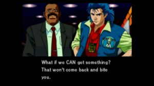 Konami policenauts