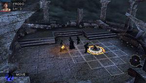 Le seigneur des anneaux: Tactics