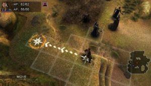 Le seigneur des anneaux: Tactics combat