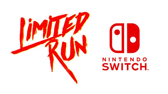 Limited Run X Nintendo Switch