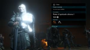L'ombre de la guerre - Fin de mission