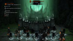 L'ombre de la guerre - Minas Morgul Troupes