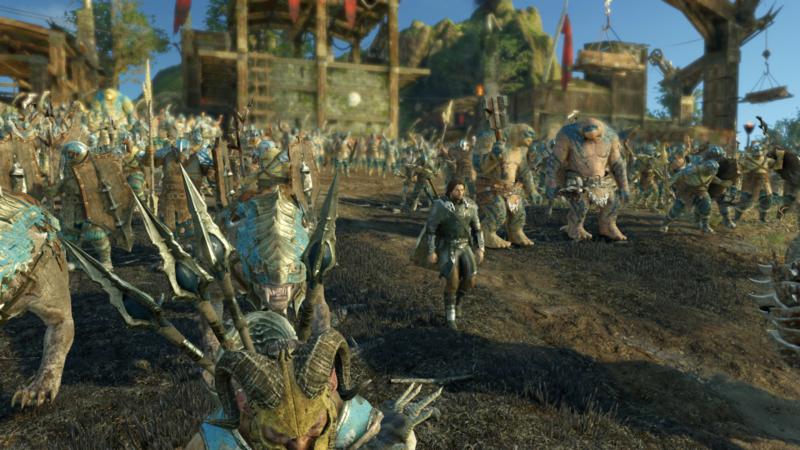 Talion et son armée