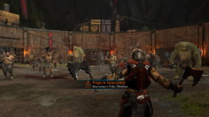L'ombre de la guerre - Uruk et troupes