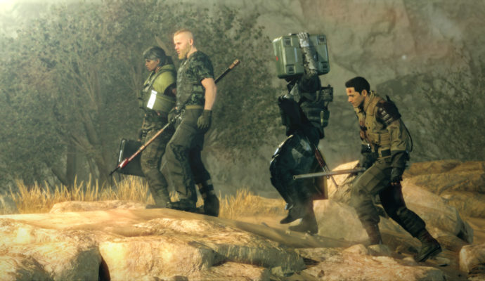 Metal Gear Survive multijoueur