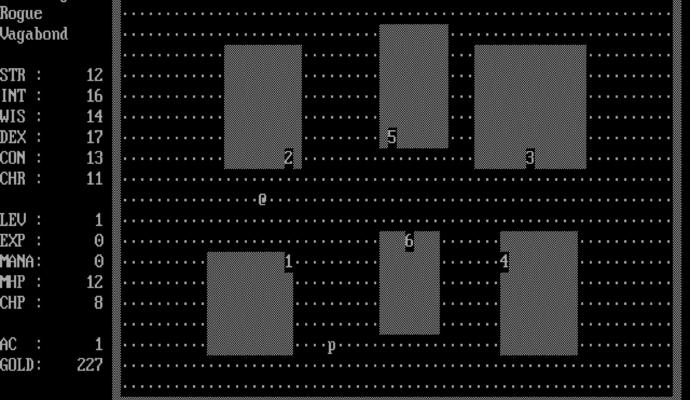 Moria gameplay