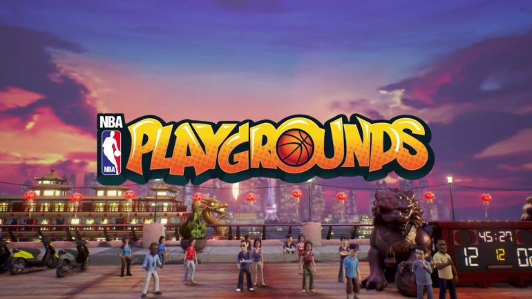 NBA Playgrounds