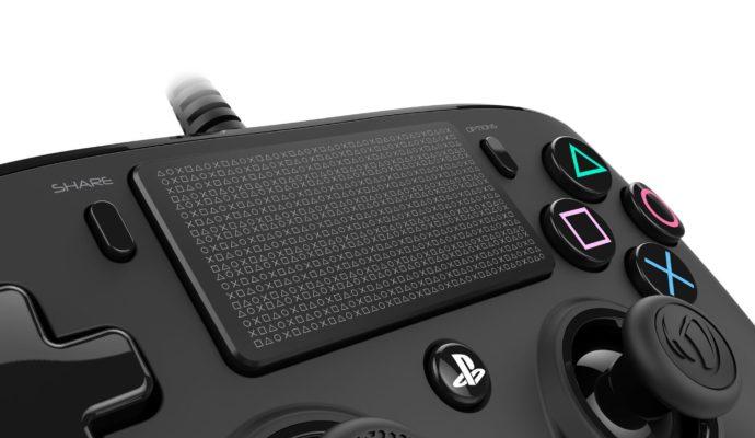 Nacon Compact Controller PS4 - Gros plan