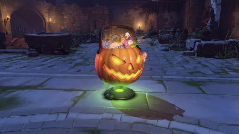 Blizzard cadeaux Halloween