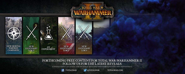 Total War : Warhammer II planning DLC