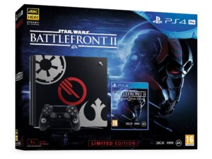 PlayStation 4 Pro Star Wars Battlefront II