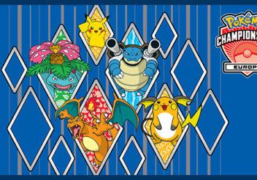 Championnats Internationaux Européens Pokémon