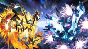 Pokémon Ultra-Soleil & Ultra-Lune Necrozma