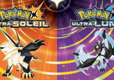 Pokémon Ultra-Soleil & Ultra-Lune Les Légendaires