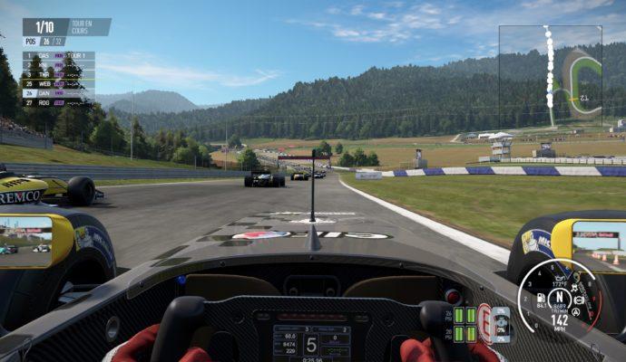 Project Cars 2 - Formule 1