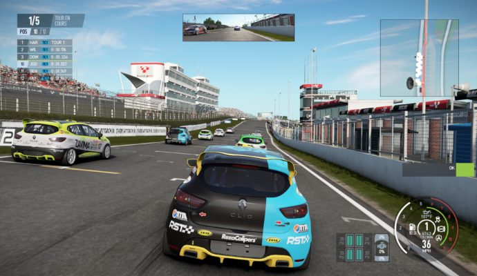 Project Cars 2 - Clio Cup