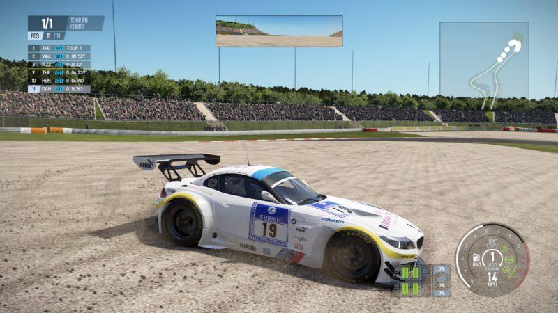 Project Cars 2 - Passage dans le bac à sable