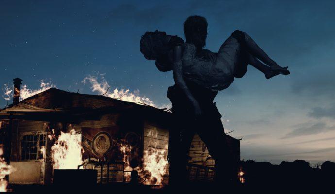 Resident Evil 7 Biohazard sauvetage de Zoe