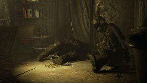 Resident Evil 7 Biohazard l'heure de la sieste