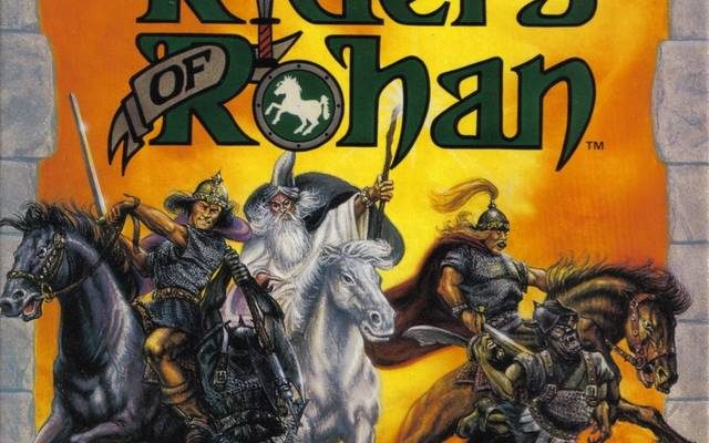 Riders of Rohan jaquette
