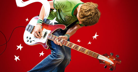 Scott Pilgrim guitare