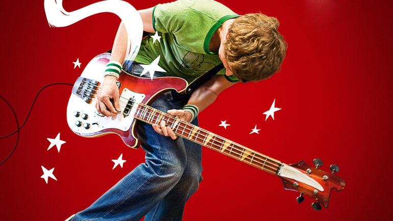 Scott Pilgrim guitare