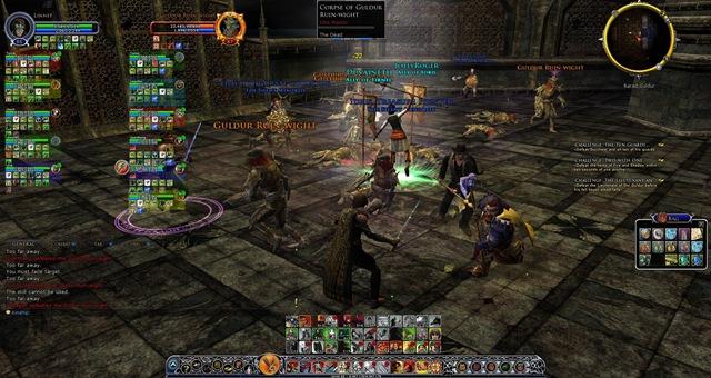 Seigneur des anneaux Online Raid