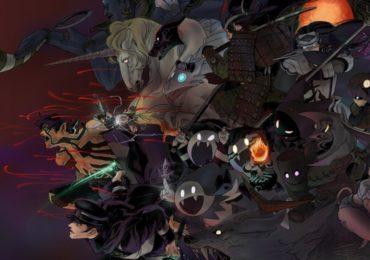 Shin Megami Tensei V artwork