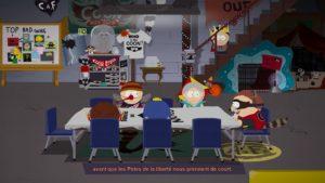 South Park : l'Annale du Destin réunion Coon and Friends