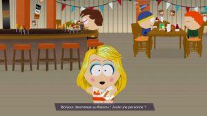 South Park : l'Annale du Destin Serveuse du Raisin
