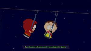 South Park : l'Annale du Destin Captain Diabète