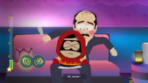 South Park: l'Annale du Destin Lap Dance