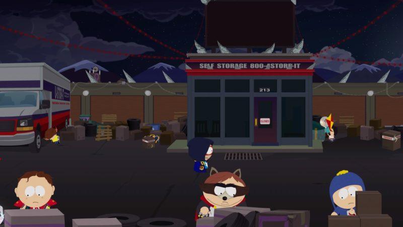 South Park : l'Annale du Destin Enquête