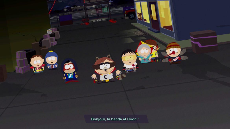 South Park : l'Annale du Destin Coon and Friends