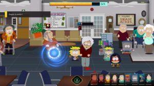 South Park : l'Annale du Destin combat contre le troisième âge