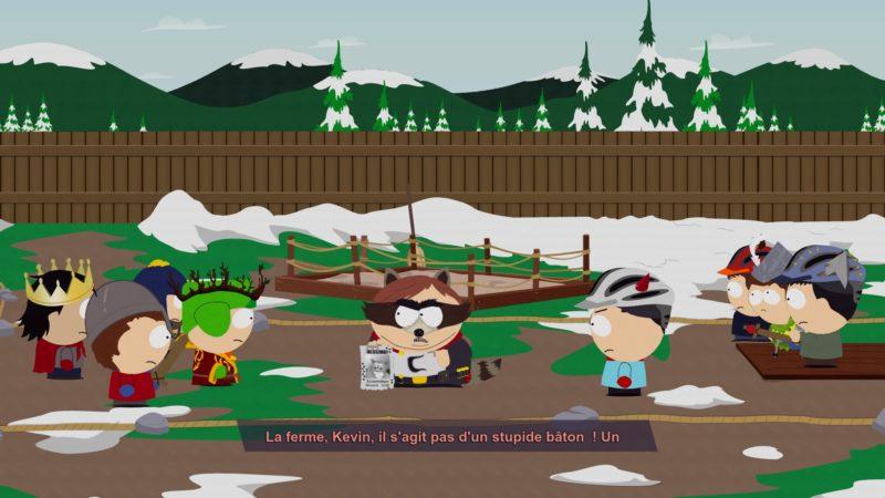 South Park : l'Annale du Destin place aux super héros