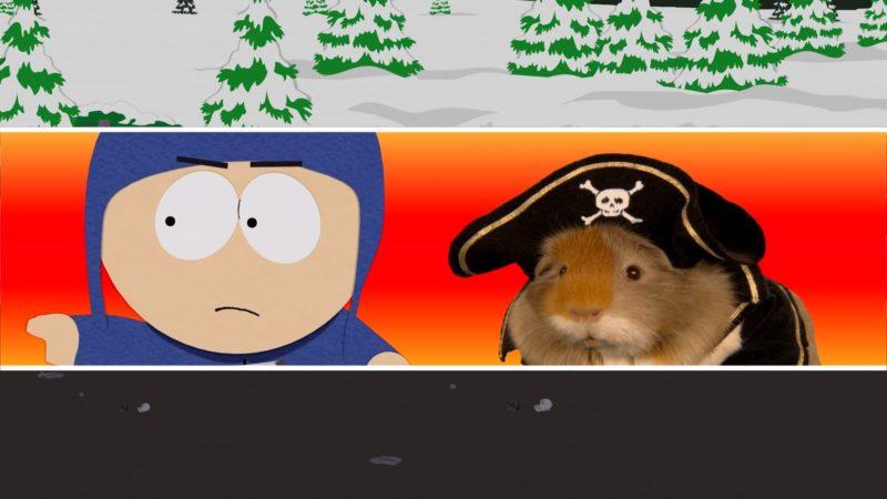 South Park : l'Annale du Destin Super Craig et son hamster Stripe