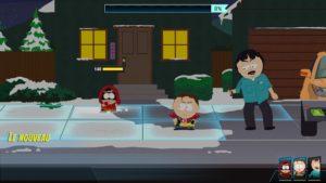 South Park : l'Annale du Destin Combat contre Randy Marsh