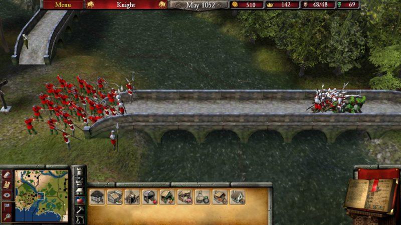 Stronghold 2 armée et hors-la-loi