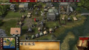 Stronghold 2 village