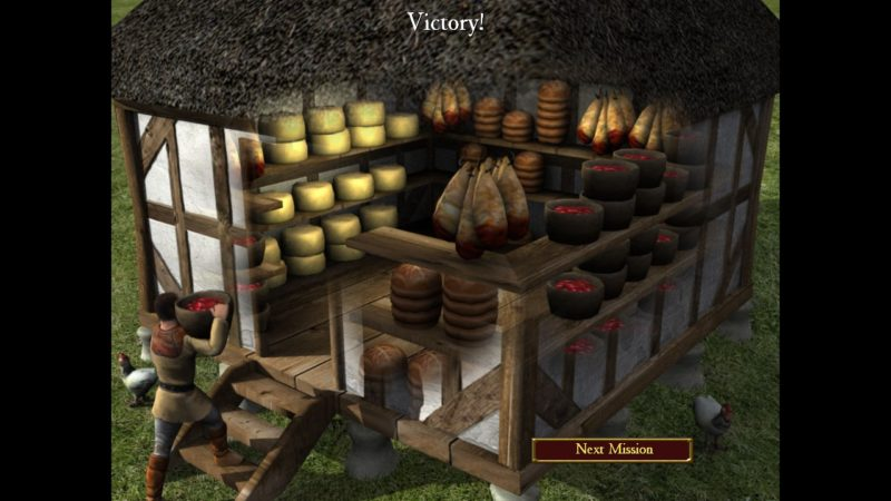 Stronghold 2 victoire