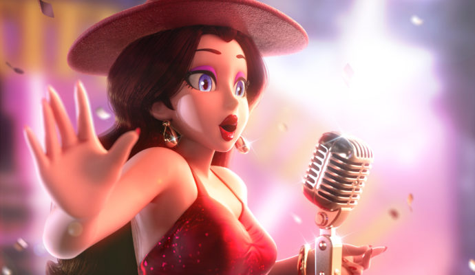 Super Mario Odyssey - Pauline